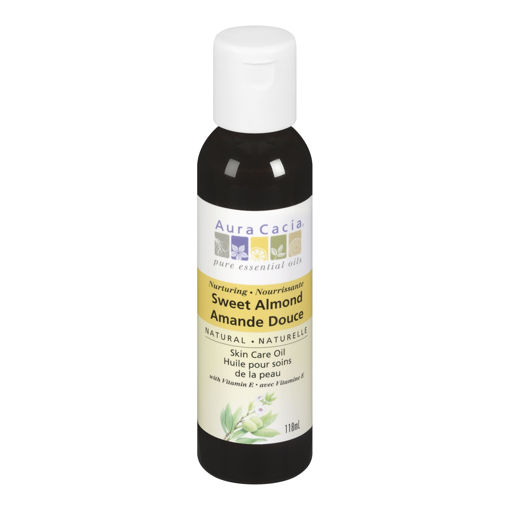 Picture of AURA CACIA SKIN OIL - SWEET ALMOND 118ML