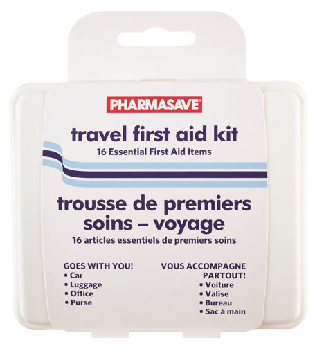 Picture of PHARMASAVE TRAVEL FIRST AID KIT