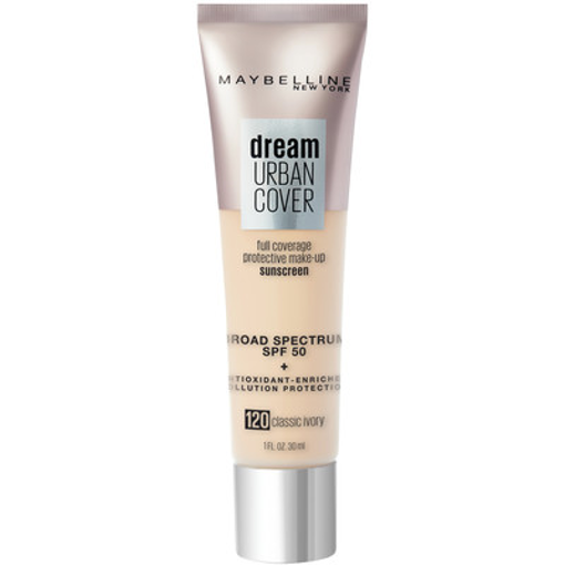 Picture of MAYBELLINE DREAM URBAN COVER FOUNDATION SPF50 - CLASSIC IVORY 30ML