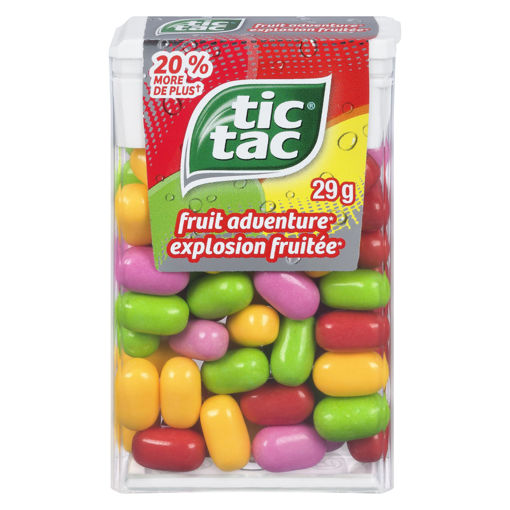 Picture of TIC TAC FRUIT ADVENTURE T60 29GR