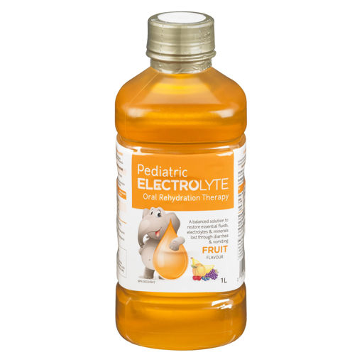 Picture of PEDIATRIC ELECTROLYTE FRUIT 1LT