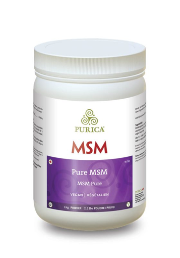 Picture of PURICA MSM PURE 1KG - FOR PETS