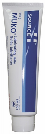Picture of SOURCE MUKO - LUBRICATING JELLY 140GR