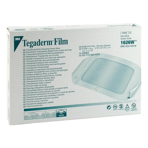 Picture of 3M TEGADERM FILM - 1626W 1 DRESSING