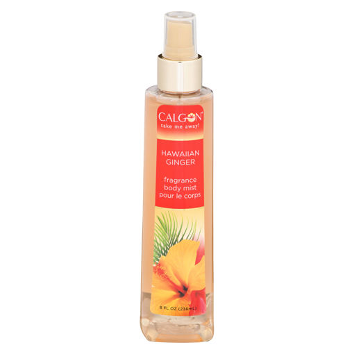 Picture of CALGON BODY MIST - HAWAIIAN GINGER 236ML