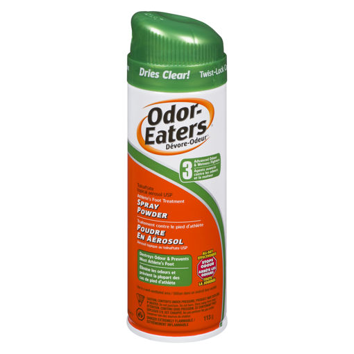 Picture of ODOR EATERS FOOT SPRAY 113GR