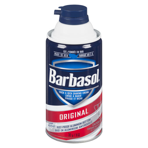 Picture of BARBASOL MENS SHAVE CREAM - ORIGINAL CLASSIC 312GR