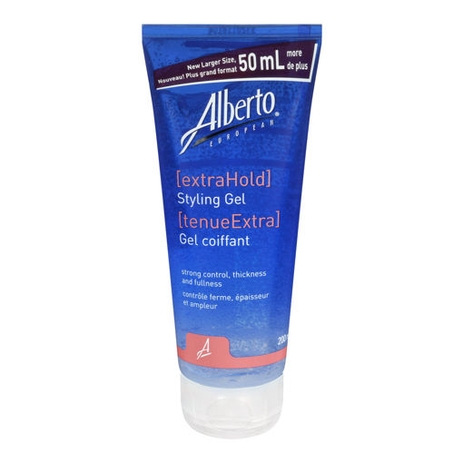 Picture of ALBERTO EUROPEAN GEL - EXTRA HOLD 200ML