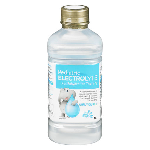 Picture of PEDIATRIC ELECTROLYTE UNFLAVOURED 1LT