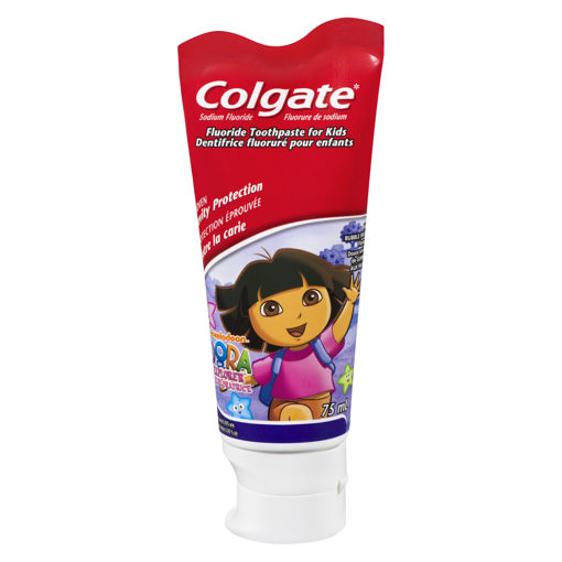 Picture of COLGATE TOOTHPASTE - KIDS - GIRLS 75ML