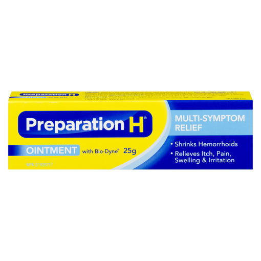 Picture of PREPARATION H OINTMENT 25GR