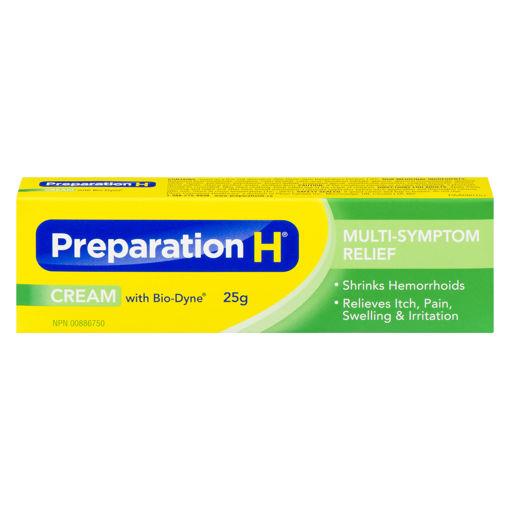 Picture of PREPARATION H CREAM 25GR