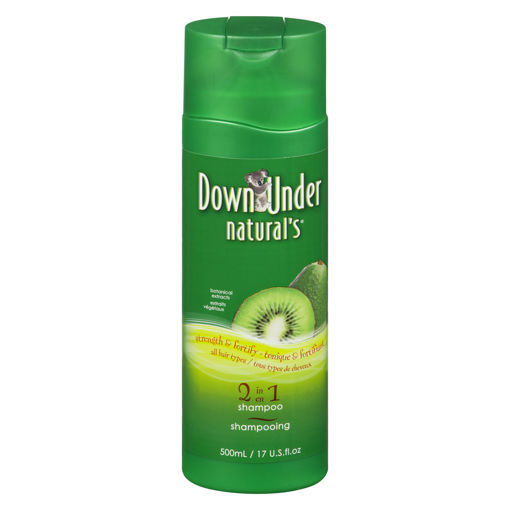 Picture of DOWN UNDER NATURALS 2 IN 1 - FORTIFYING 500ML