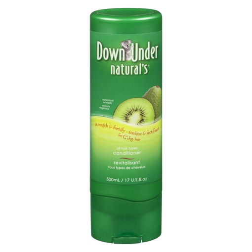 Picture of DOWN UNDER NATURALS CONDITIONER - FORTIFYING - ALL HAIR TYPES 500ML