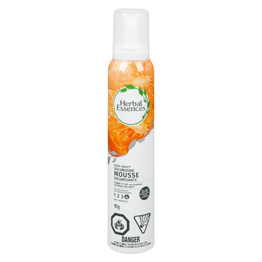 Picture of HERBAL ESSENCES BODY ENVY MOUSSE - VOLUMIZING 192GR