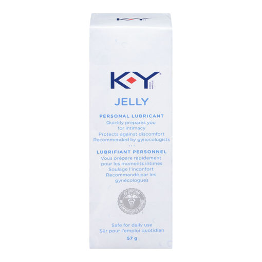 Picture of K-Y JELLY - PERSONAL LUBRICANT 57GR