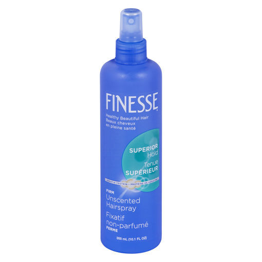 Picture of FINESSE HAIRSPRAY - FIRM - UNSCENTED - NON-AEROSOL 300ML