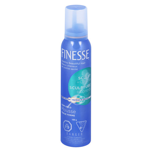 Picture of FINESSE MOUSSE - FIRM CONTROL 150GR