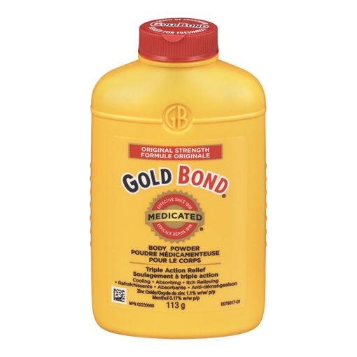 Picture of GOLD BOND POWDER - REGULAR 113GR