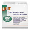Picture of BD ALCOHOL SWABS 100S