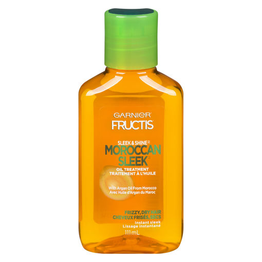 Picture of GARNIER FRUCTIS TREATMENT - SLEEK & SHINE - MOROCCAN OIL 111ML