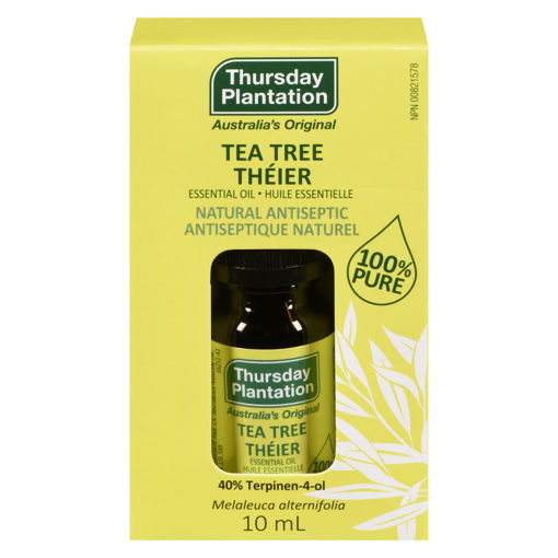 Picture of THURSDAY PLANTATION TEA TREE 100% PURE NATURAL ANTISEPTIC 10ML