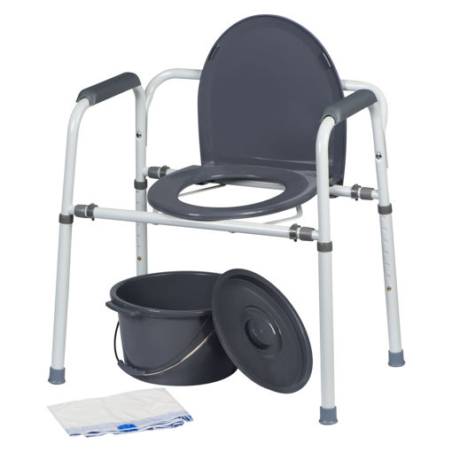 Picture of AMG MEDICAL HOMECARE COMMODE