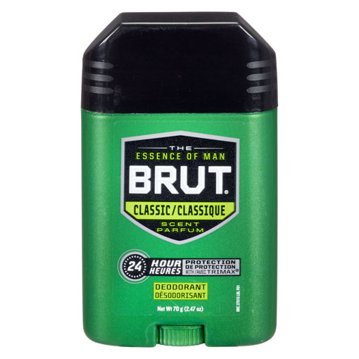 Picture of BRUT DEODORANT - OVAL STICK 70GR