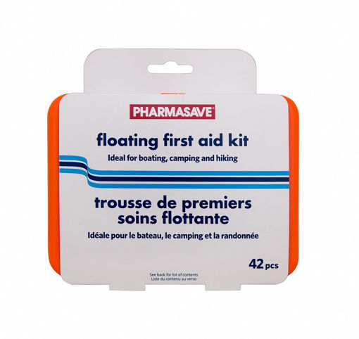 Picture of PHARMASAVE FLOATING FIRST AID KIT