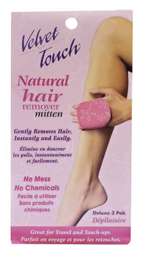 Picture of VELVET TOUCH HAIR REMOVER - MITTEN