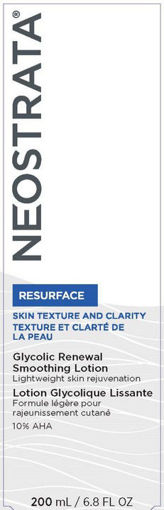 Picture of NEOSTRATA GLYCOLIC RENEWAL SMOOTHING LOTION 200ML