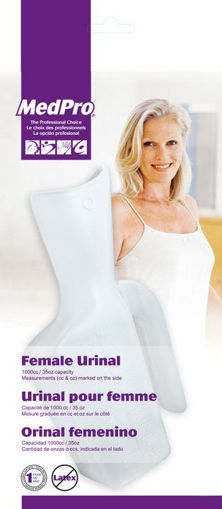 Picture of AMG MEDICAL FEMALE URINAL