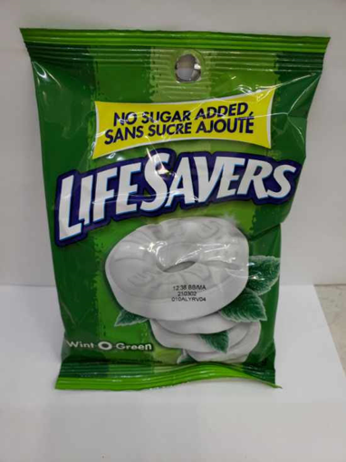 Picture of LIFESAVERS WINT-O-GREEN - NO SUGAR ADDED 70GR