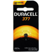 Picture of DURACELL WATCH BATTERY - SILVER OXIDE D377B 1S