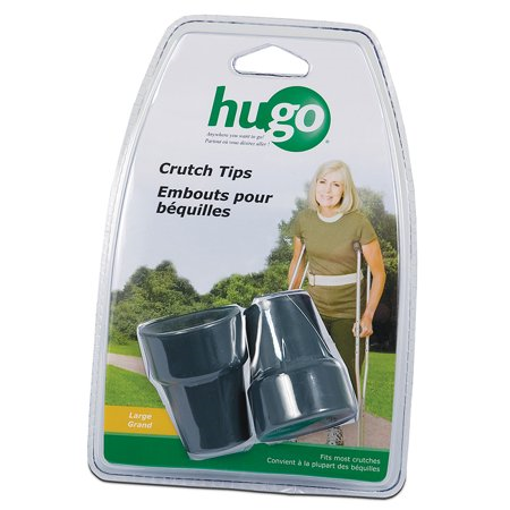Picture of HUGO CRUTCH TIPS - LARGE