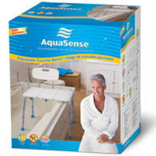 Picture of AQUASENSE TRANSFER BENCH - PLASTIC