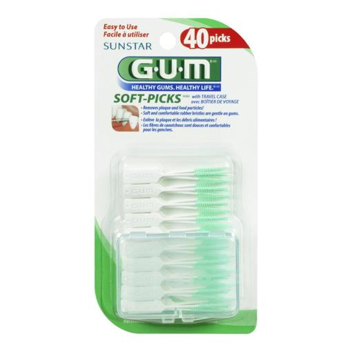 Picture of GUM SOFT-PICKS #632C 40S
