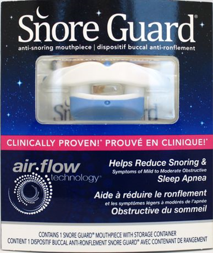 Picture of SNORE GUARD - ANTI-SNORING DEVICE