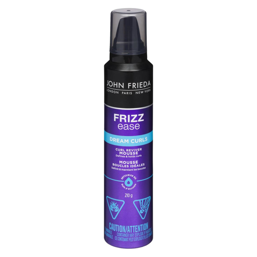 Picture of FRIZZ-EASE MOUSSE - TAKE CHARGE STYLE MANAGING 210GR