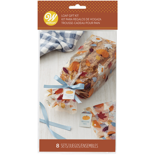 Picture of WILTON LOAF GIFT KIT FALL 8S