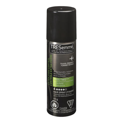 Picture of TRESEMME TWO HAIRSPRAY - XTRA HOLD TRAVEL SIZE SPRAY 43GR