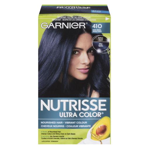 Picture of GARNIER NUTRISSE ULTRA HAIR COLOUR DARK INDIGO