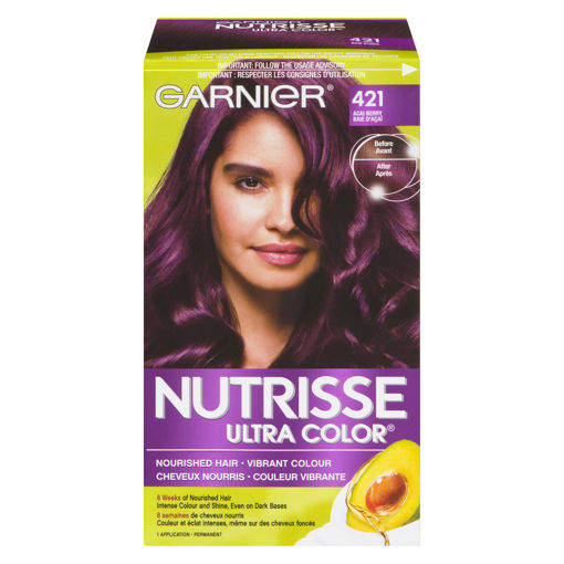 Picture of GARNIER NUTRISSE ULTRA HAIR COLOUR ACAI BERRY