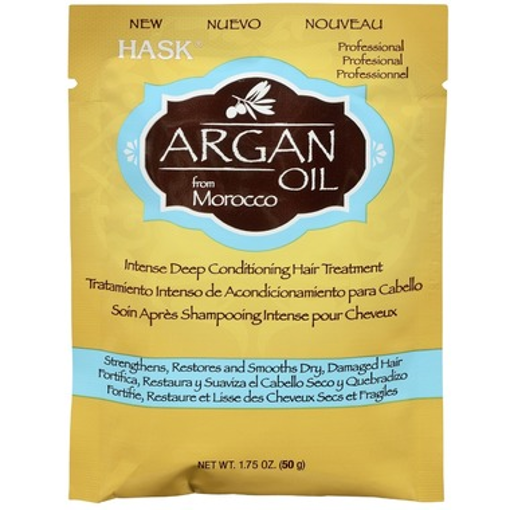Picture of HASK ARGAN OIL CONDITIONING PACKETTE 50GR