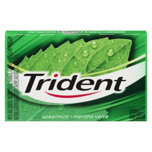 Picture of TRIDENT GUM - SPEARMINT