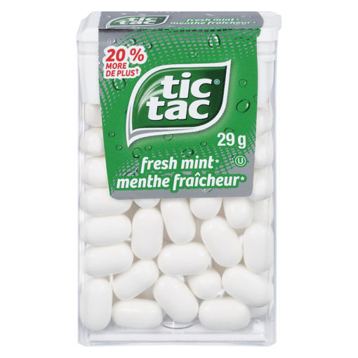 Picture of TIC TAC  FRESH MINT T60 29GR
