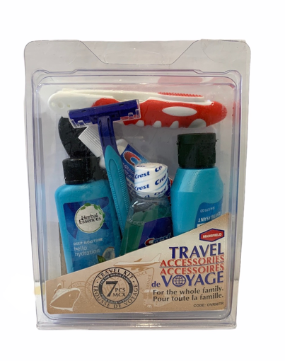 Picture of MANSFIELD TRAVEL ACCESSORIES KIT 7S