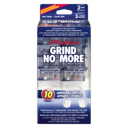 Picture of PLACKERS GRIND NO MORE NIGHTGUARD 10S