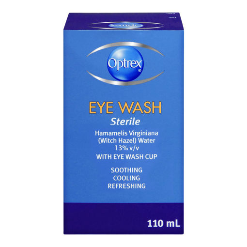 Picture of OPTREX STERILE EYE BATH 110ML