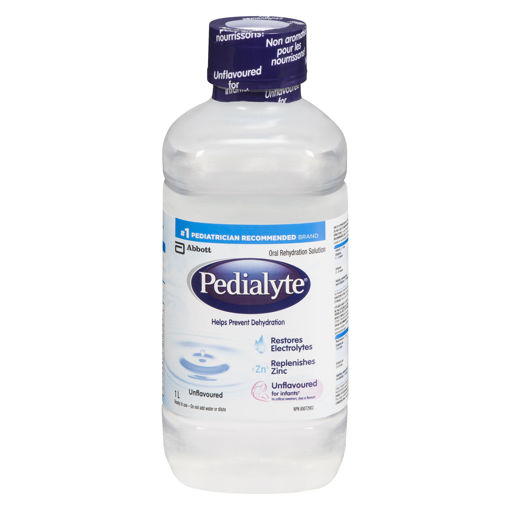 Picture of PEDIALYTE READY TO FEED UNFLAVOURED 1L